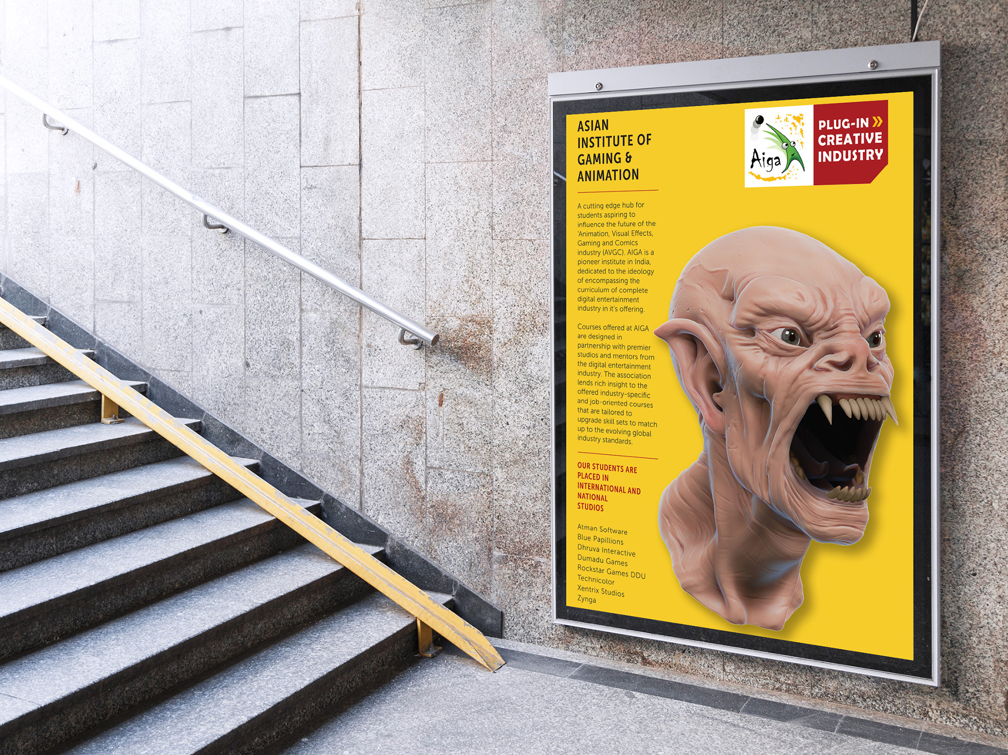 aiga-subway-poster